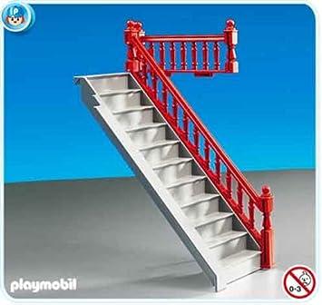PLAYMOBIL 7775 Dollhouse escaleras: Amazon.es: Juguetes y juegos