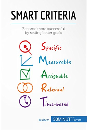 SMART Criteria: Become more successful by setting better goals (Management & Marketing Book 25)