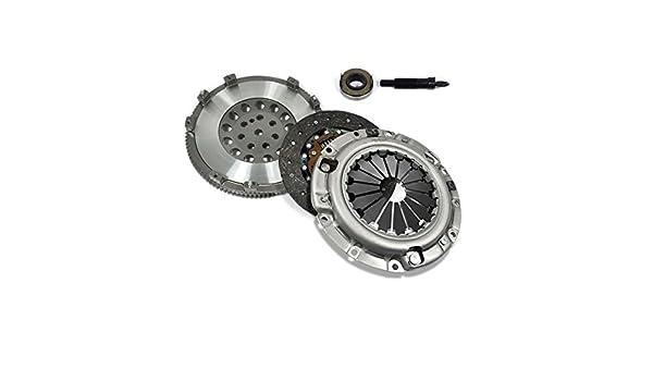 EFT HD Kit de embrague + Volante Eclipse GSX Talon TSi tóner RS Turbo AWD 2.0L 7-bolt: Amazon.es: Coche y moto