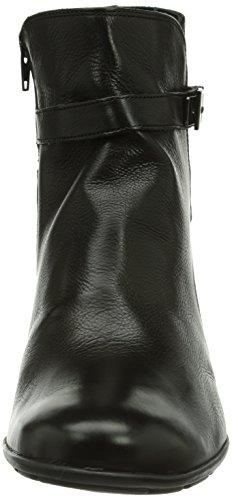 Mephisto Lamia Texas 7900 Black, Stivaletti Donna Nero (Schwarz (Black))