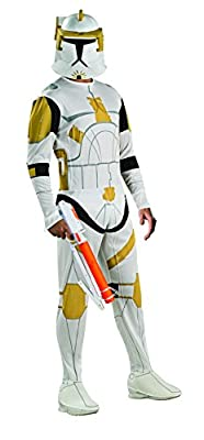 Rubie's Costume Clone Trooper Commander Cody Costume