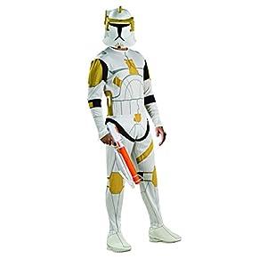 Rubie's Costume Clone Trooper Commander Cody Costume, X-Large, X-Large