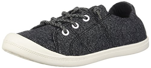 Madden Girl Women's Bailey-h Sneaker Black/Multi