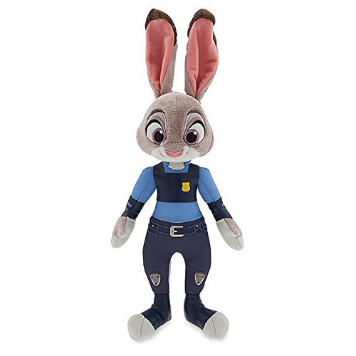 Cute ZOOTOPIA Plush Toy Judy Hopps Rabbit Stuffed Soft Doll kids Gift (Cena Toy Stuffed John)