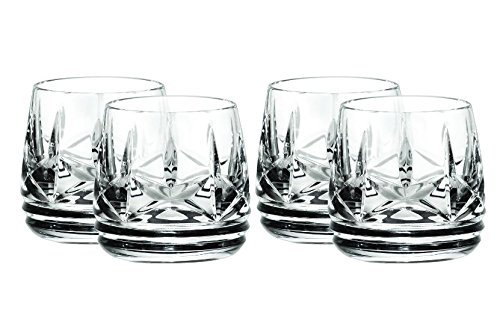 Waterford Eimer Crystal Shooters Set of 4 (Shot Glasses) #40030900