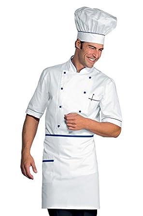 Isacco Giacca Cuoco Alicante Mezza Manica - Isacco 7233