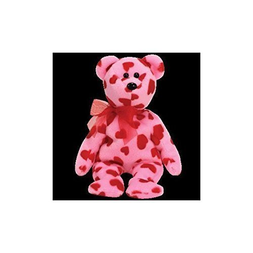 Ty Beanie Babies Little Squeeze - Bear (Hallmark Gold Crown Exclusive) from Beanie Babies