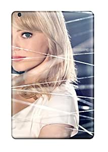 CaseyKBrown Scratch-free Phone Case For Ipad Mini/mini 2- Retail Packaging - Emma Stone New Gwen Stacy