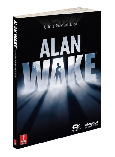 Price comparison product image Alan Wake: Official Survival Guide (Prima Official Game Guides)
