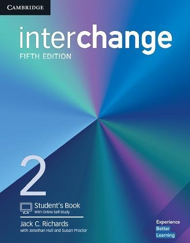 Interchange Level 2 Student's Book with Online Self-Study