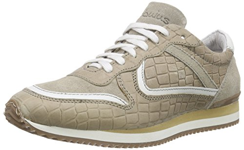 Sneaker Uomo white Kingly Nebulus beige Basse mehrfarbig Multicolore td4wqw