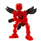 Zing Klikbot Single - Axil - Red