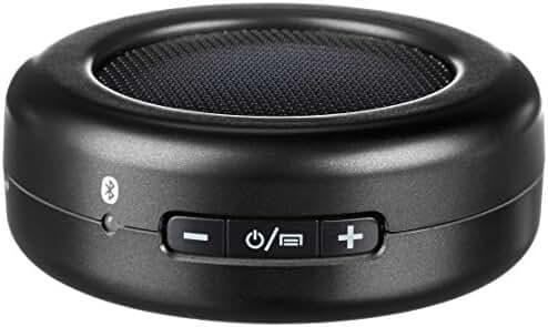 AmazonBasics Micro Bluetooth Speaker - Black