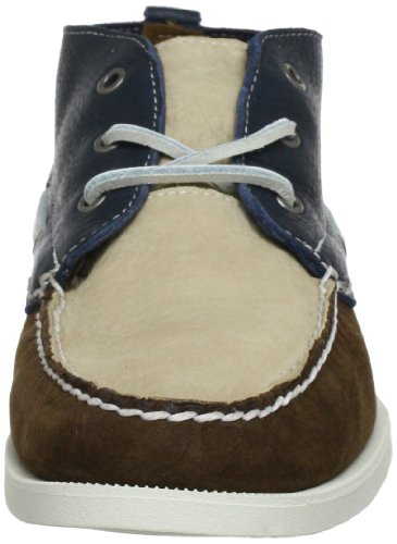 Blue Earthkeepers Shoes Men's Cream Chukka Lace Timberland Brown Boat Up Heritage CqHwH6Z