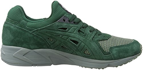 Asics Uomo Gel-ds Trainer Sneaker Verde (hunter Green / Hunter Green 7979)