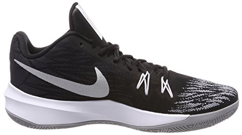 de 001 II Multicolore Homme Chaussures Metallic Nike Evidence Zoom Fitness Black Silver PAFq4nIx