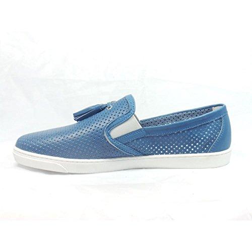 Aeros - Mocasines para mujer azul azul