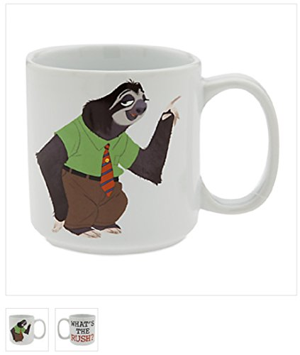 Disney - Flash Mug - Zootopia - New - 0719239111462