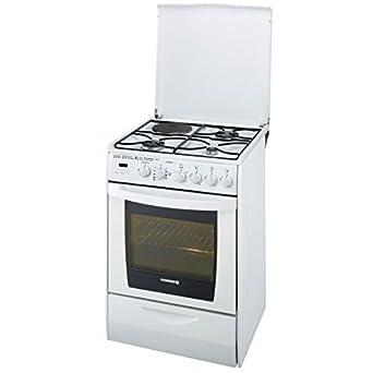en soldes 200b3 25553 Rosieres - Cuisinière Mixte Pyrolyse Multifonct. - Réf ...