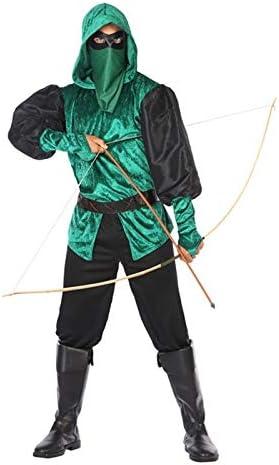 DISBACANAL Disfraz de Arquero Arrow para Hombre - -, M-L: Amazon ...