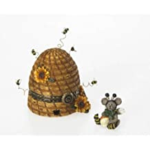 Bumble Beeskep with Buzz Mcnibble