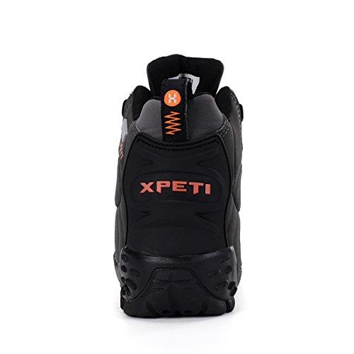 M da XPETI Trekking Scarpe Impermeabili da Grigio Donna x86wz6q0F