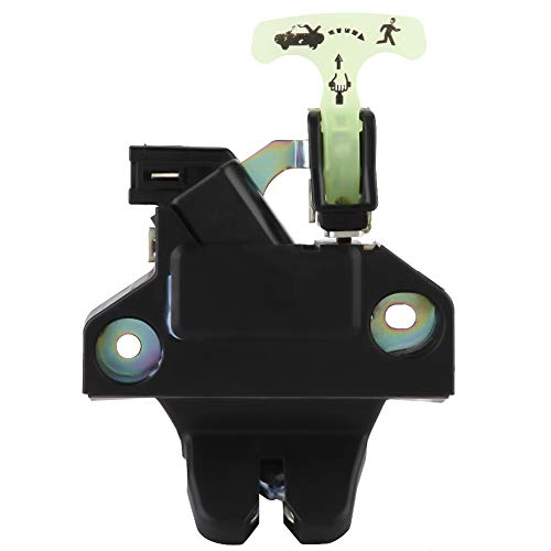 Lid Actuator - Trunk Lid Latch, Tailgate Trunk Lid Latch Power Lock Actuator for Toyota Camry 2007-2011 64600-06060