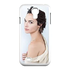 Gal Gadot_018 TPU Cell Phone Case For samsung s4 9500 White