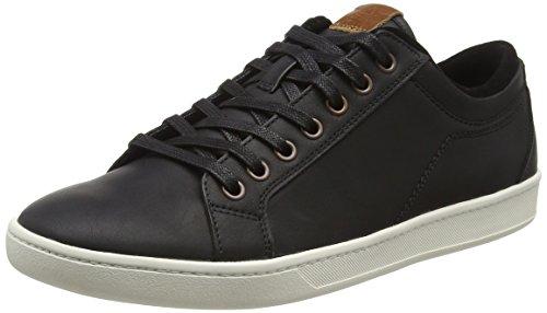 Aldo Men Sigrun Low-Top Sneakers Black (Black Leather / 97)