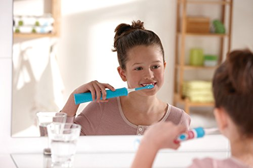 Philips Sonicare Hx6315/71 for Kids Rechargeable Toothbrush with Bonus, 2 Count by Philips Sonicare (Image #4)