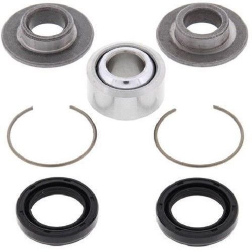 Boss Bearing Lower Rear Shock Bearing Seal Kit Yamaha YFZ350 Banshee 1987 1988 1989 1990 ()