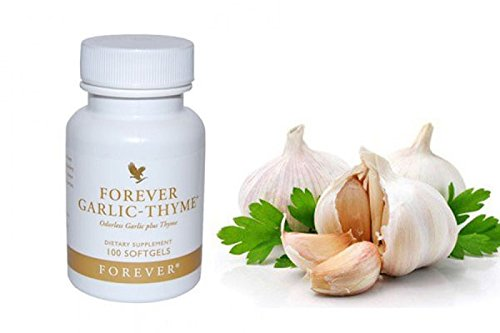 Forever Living Garlic Thyme Softgels Protection product image
