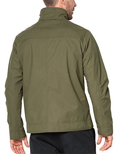 Jack Camio Olive Jackets Road Men's Wolfskin Burnt vnnwxUOBq
