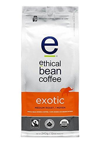 amazon com ethical bean coffee exotic single origin medium roast