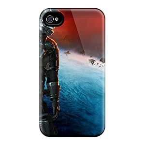 High Quality Aimeilimobile99 Dead Space 3 Mass Effect N7 Armor Skin Cases Covers Specially Designed For Iphone - 6