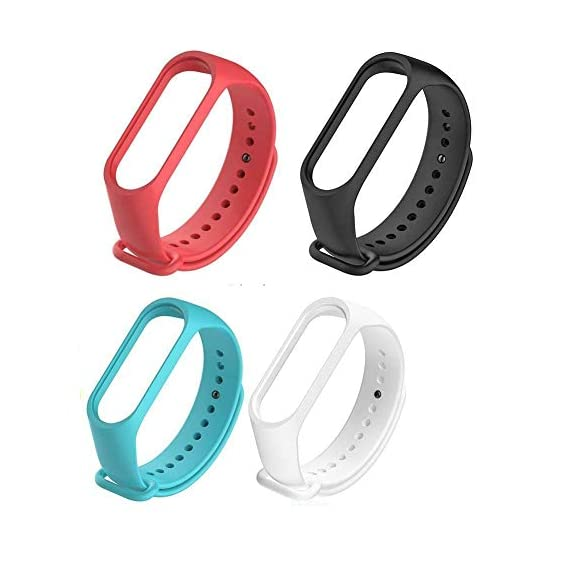TOTU M3 Silicone Smart Band Replace Wristband for Xiaomi Mi Band 3 Watch Strap for Mi3 Band Strap Colorful M3 Band 3