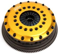 Amazon.com: OS Giken BM237-CH5 Clutch(BMW E46 S54 R Series Triple Plate with Floating Center Hub): Automotive