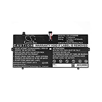 Amazon.com: XPS Replacement Battery Compatible with Lenovo ...