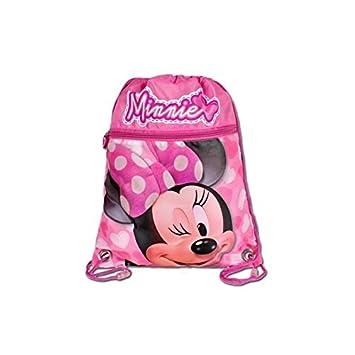 c398b21d59a Disney Junior Sambro 34 x 28 cm Minnie Mouse Shoe Bag  Amazon.co.uk ...