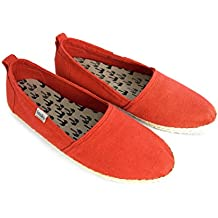 Indosole Pantai Travel Shoes Red