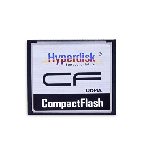 Hotusi 32GB MLC Compact Flash Memory Card for Enterprise or Industrial PC Internal Hard Drive Speed Up To 70MB/s