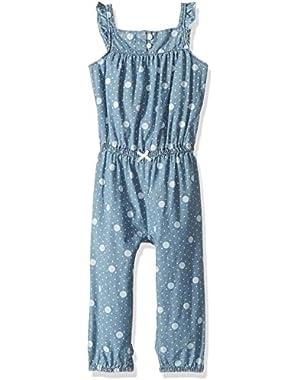 Baby Girls' Stripe Romper