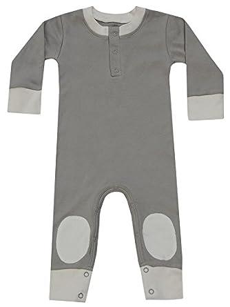 Amazon Com Cat Dogma Certified Organic Baby Clothing Playsuit