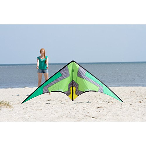 HQ Kites and Designs 11660120 Ion Kite, Jungle by HQ Kites and Designs (Image #2)