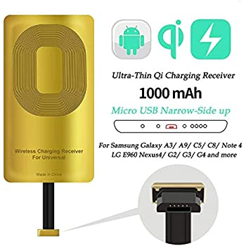 Amazon.com: QI Receiver Type A for Samsung Galaxy J7 - J3-J6 ...