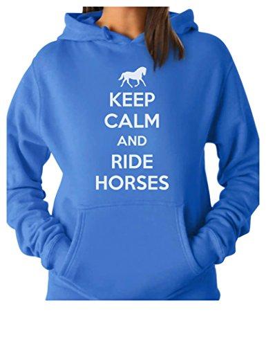 Equestrian Womens Sweatshirt - 2