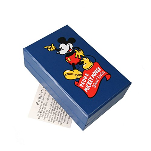 Pedre Official Reproduction of The Original 1933 Ingersoll Mickey Mouse Watch. Ships Free + Free Watch! by Pedre (Image #2)