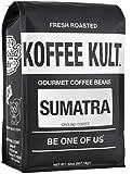Sumatra Mandheling Ground Coffee - Fresh Roasted Coffee by Koffee Kult 32oz