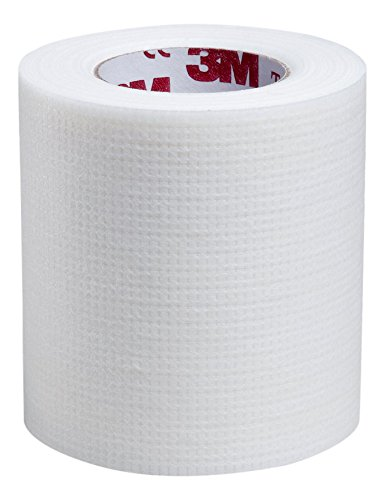 3M Health Care 1534-2 Dressing Tape, 2'' x 10 yd. Size, White (Pack of 60)