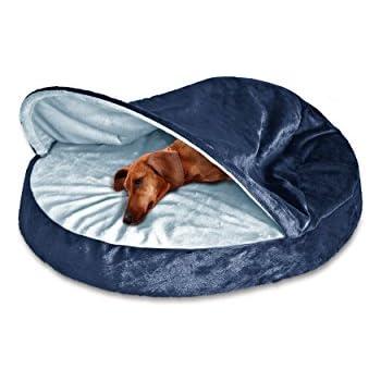 Amazon Com Sofantex Sofantex Plush Pet Cave Bed For Cats